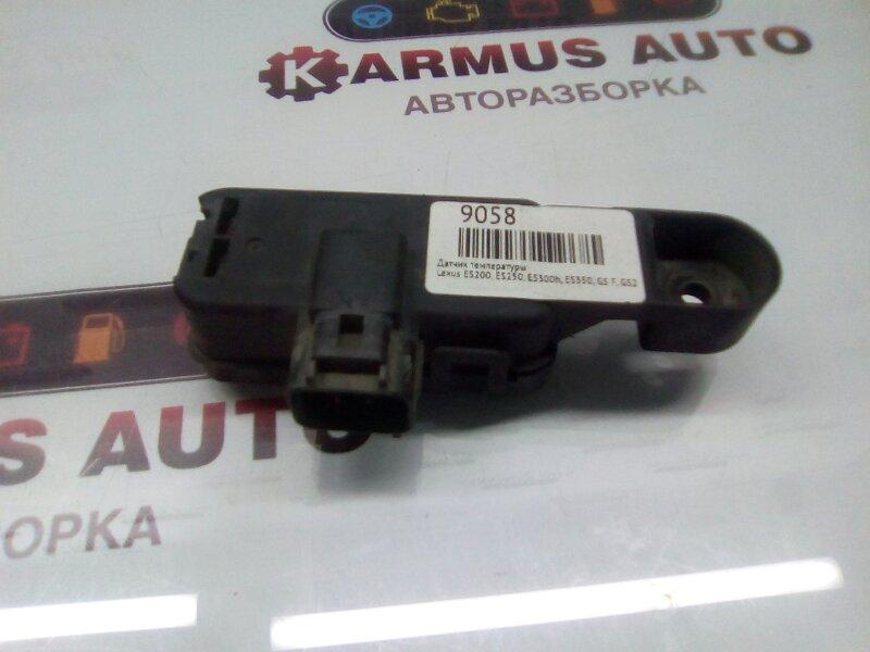Датчик дыма Lexus Ls460 USF46 1URFSE 2008