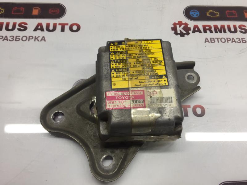 Блок управления airbag Toyota Caldina AT191 2CT