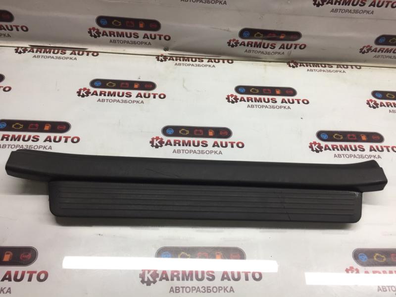 Накладка на порог Toyota Carina AT210 2CT передняя правая