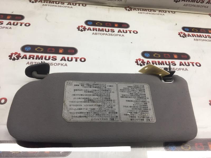 Козырек солнцезащитный Toyota Chaser GX100 1GFE правый