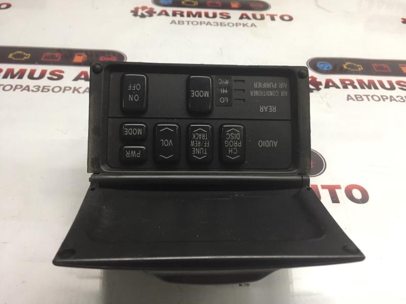 Блок управления климат-контролем Toyota Crown Majesta GS151 1GFE задний