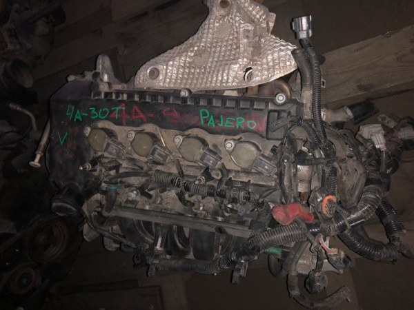 Двигатель Mitsubishi Pajero Mini 4A30T