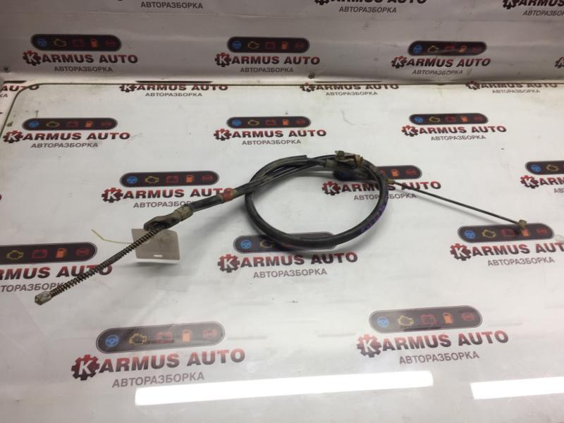 Трос ручника Toyota Gaia ACM10 3CTE правый