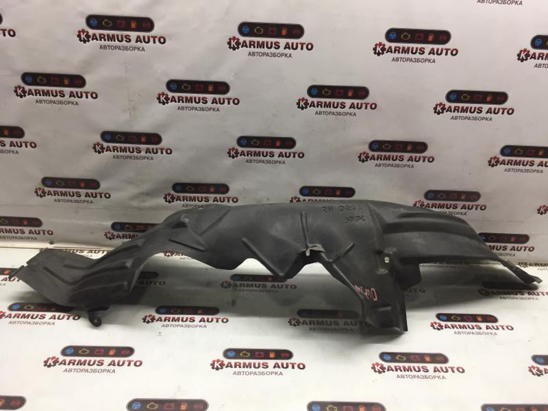 Подкрылок Mazda Demio DW3W передний правый