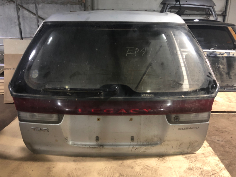 Дверь багажника Subaru Legacy BG2 EJ18E
