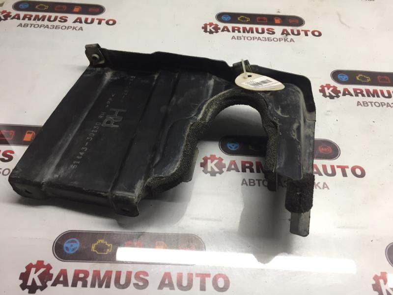 Защита двигателя Toyota Aristo JZS160 1UZFE правая