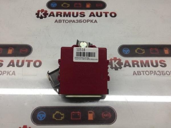 Электронный блок smart key Toyota Mark X GRX120 3GRFSE