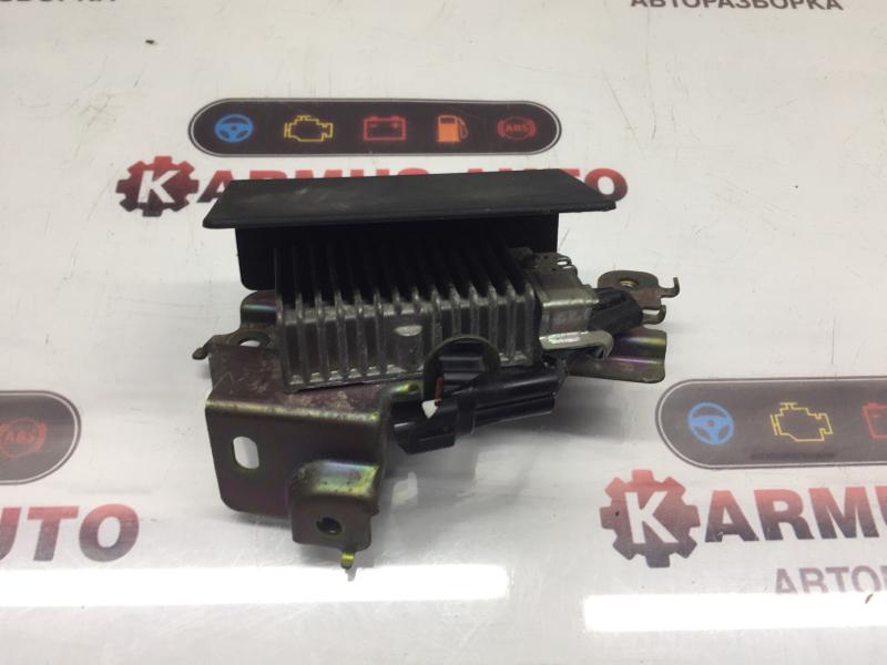 Резистор Toyota Reiz GRX121 3GRFE