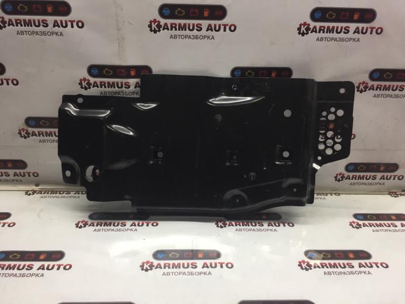 Защита двигателя Toyota Land Cruiser GRJ200 1URFE левая