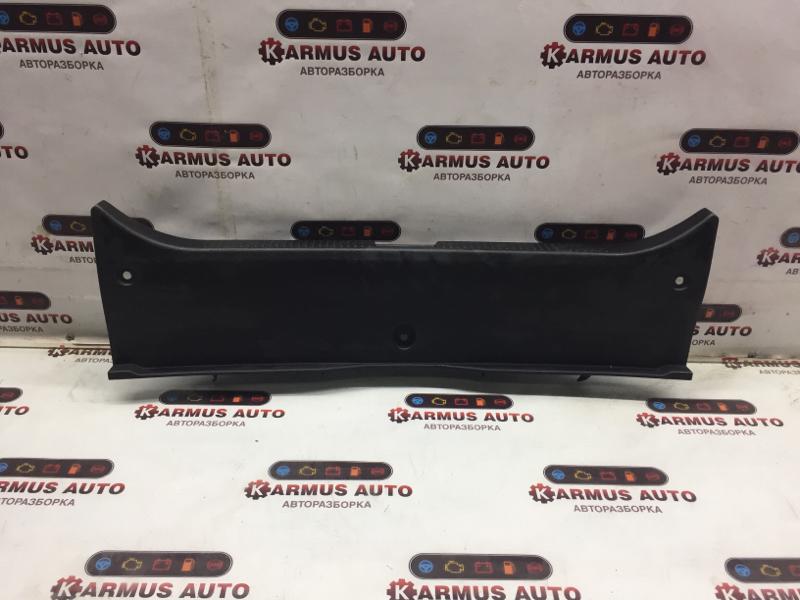 Панель замка багажника Toyota Mark X GRX120 3GRFSE