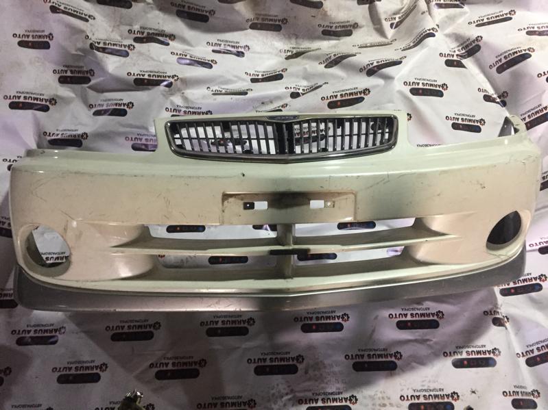 Бампер Nissan Liberty PM12 SR20DE передний