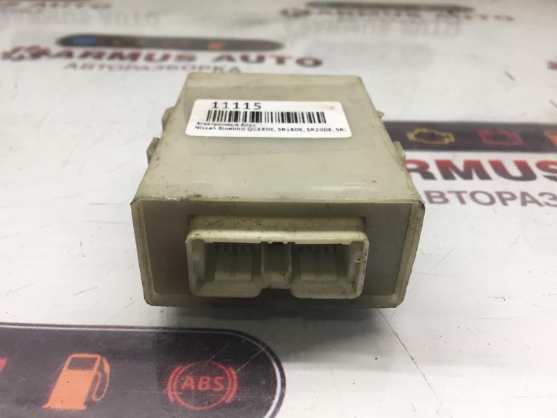 Электронный блок Nissan Bluebird EU14 QG18DE