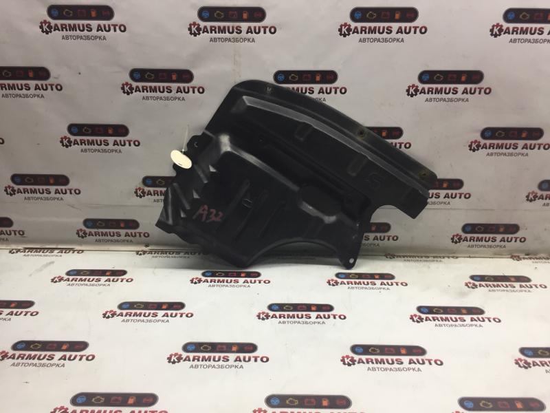 Защита двигателя Nissan Cefiro A32 VQ20DE правая