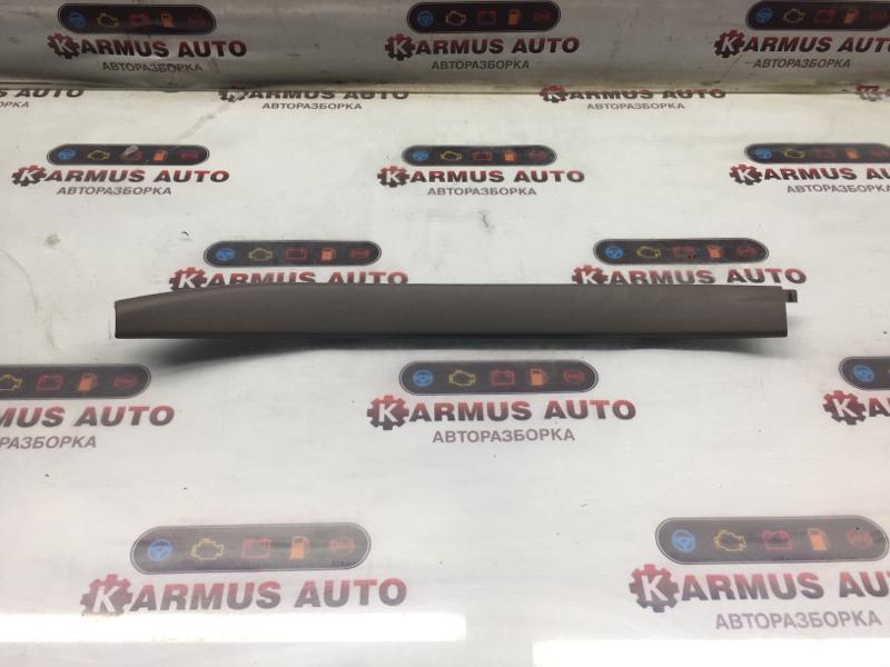 Накладка порога Toyota Cresta GX100 1GFE задняя правая
