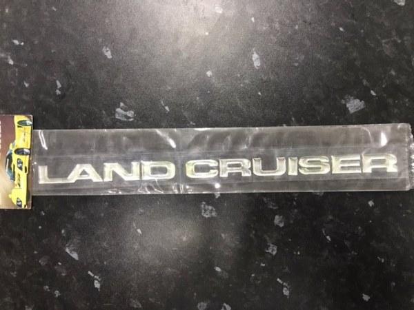 Наклейка LAND CRUISER
