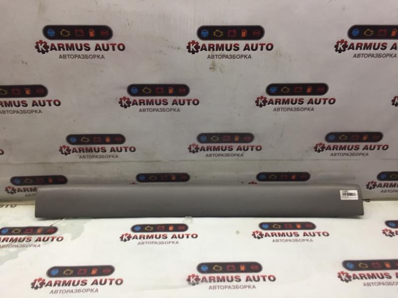 Обшивка багажника Subaru Forester SG5 EJ202