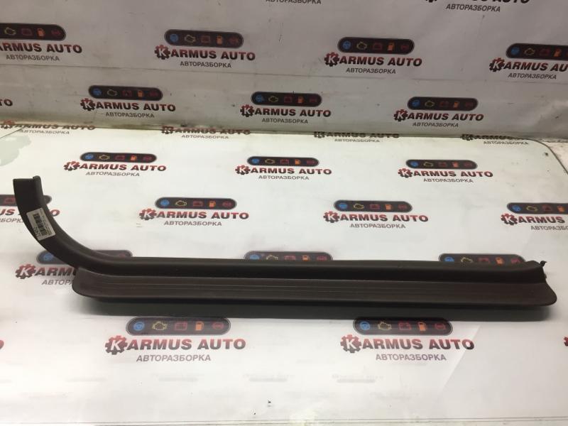 Накладка порога Toyota Chaser GX90 1GFE передняя левая