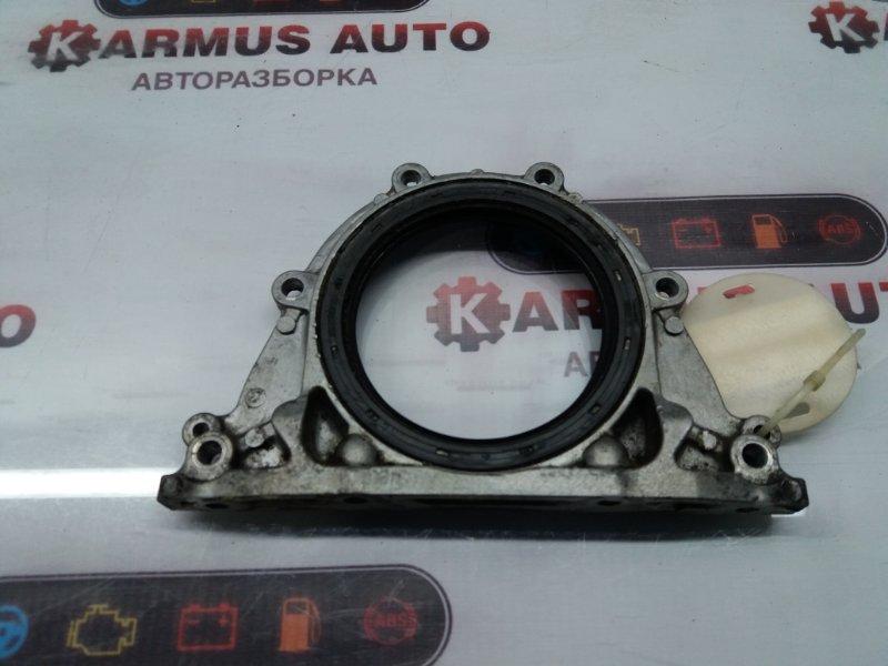 Крышка коленвала Nissan Bassara JNU30 KA24DE задняя