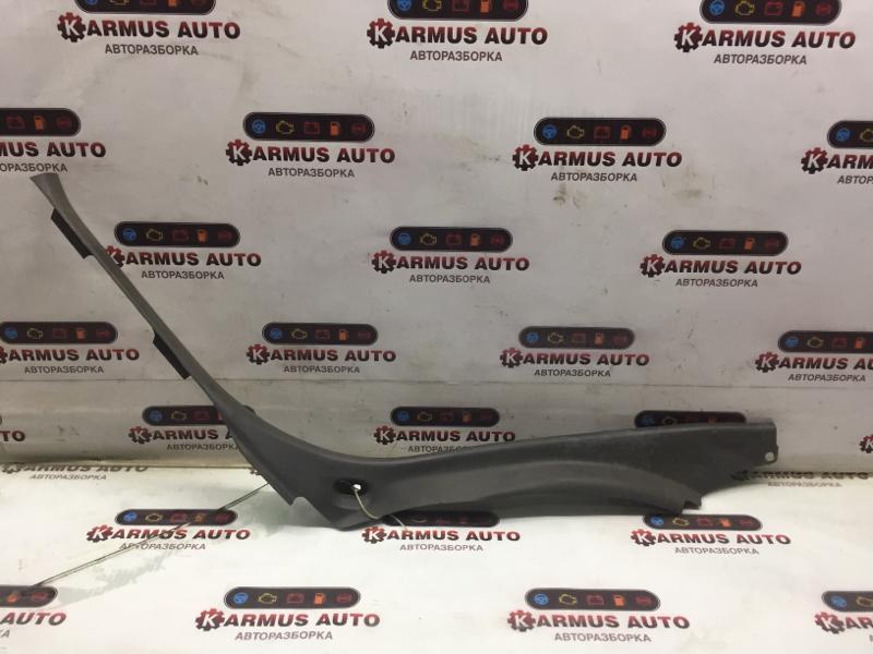 Накладка на порог Toyota Camry CV30 2CT задняя правая