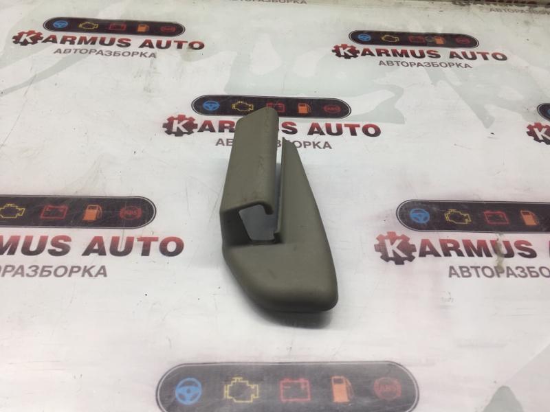 Крышка салазки сиденья Toyota Chaser GX100 1GFE левая