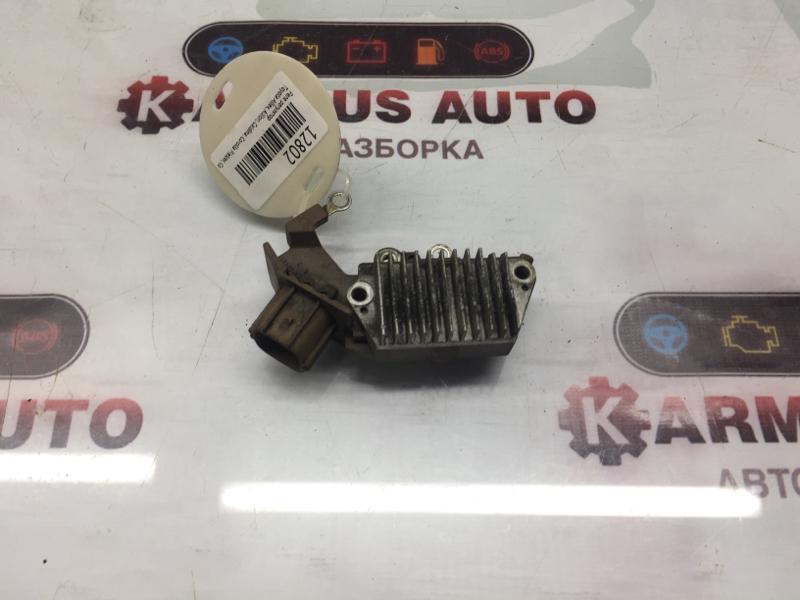 Реле регулятор Toyota Allex NZE121 1AZFSE