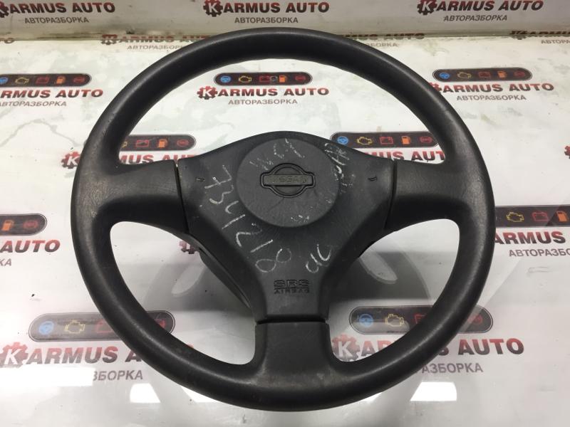 Руль Nissan Ad VENY11 QG13DE