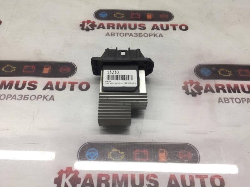 Резистор Toyota Ipsum CXM10 3SFE