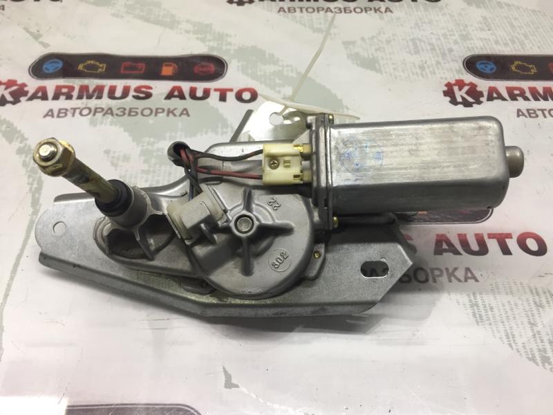 Мотор дворников Mazda Demio DY3R задний