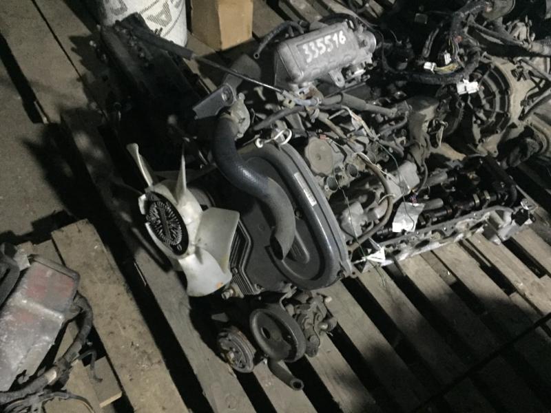 Двигатель Mitsubishi Pajero Mini H56A 4A30