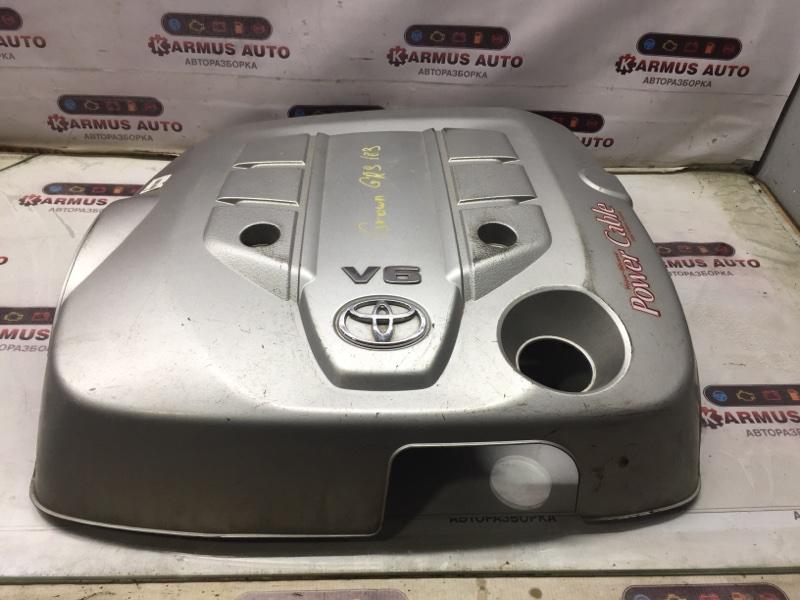 Крышка двигателя Toyota Crown Majesta GRS190 3GRFE