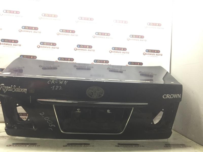 Крышка багажника Toyota Crown Majesta GRS181 3GRFE