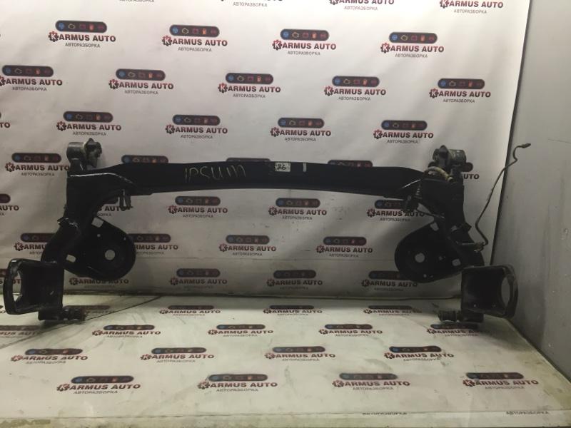 Балка Toyota Ipsum SXM15 3SFE задняя