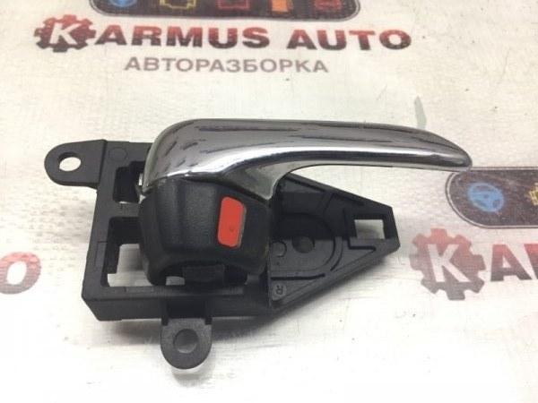 Ручка двери внутренняя Toyota Avensis Verso ACM20 1ZZFE правая