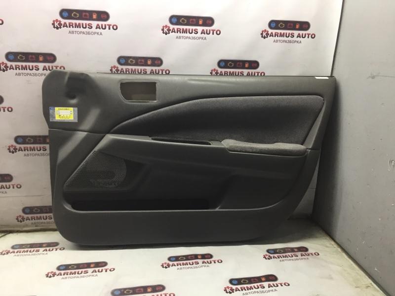 Обшивка двери Toyota Corona Premio ST210 3SFSE передняя правая