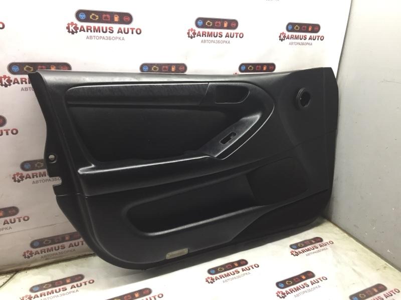 Обшивка двери Toyota Aristo JZS160 2JZGE передняя левая
