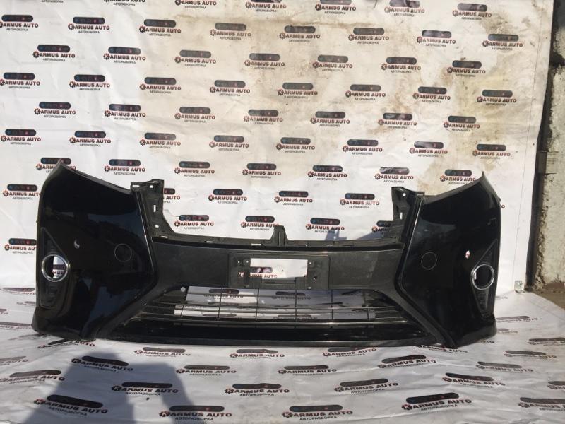 Бампер Toyota Alphard AGH30 2ARFE передний