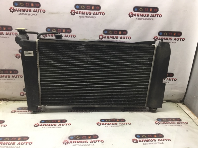 Радиатор основной Toyota Will Vs ZZE128 1NZFE