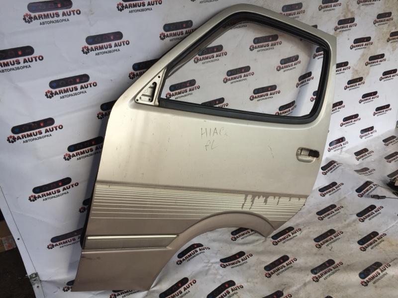 Дверь Toyota Hiace KZH100 1KZTE передняя левая