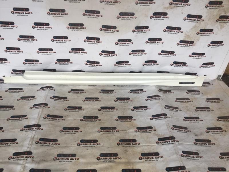 Порог Lexus Gs450H GWL10 2GRFXE 2012 левый