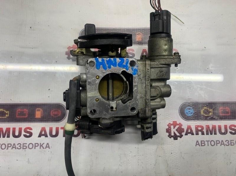 Дроссельная заслонка Suzuki Alto HA12S K6A