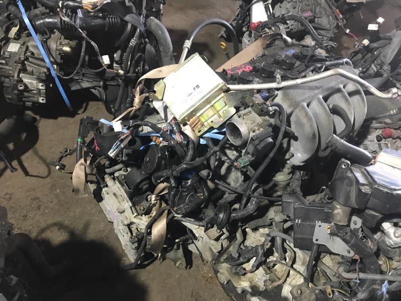 Акпп Nissan Presage TU30 QR25DE