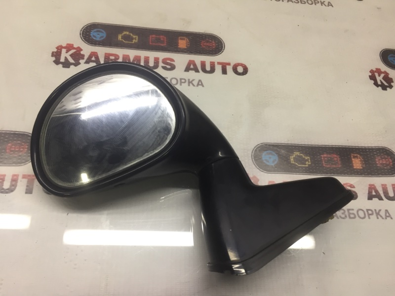 Зеркало на крыло Mitsubishi Pajero Mini H53A 4A30 переднее левое
