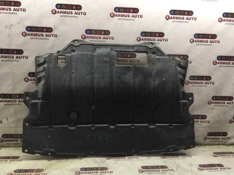 Защита двигателя Nissan Stagea HM35 VQ25DD