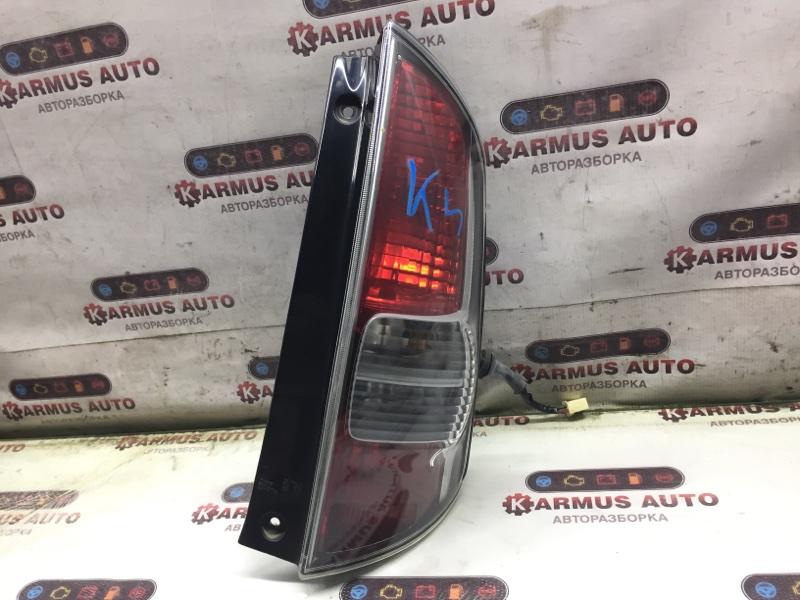 Стоп-сигнал Honda Passo KGC10 1KRFE правый