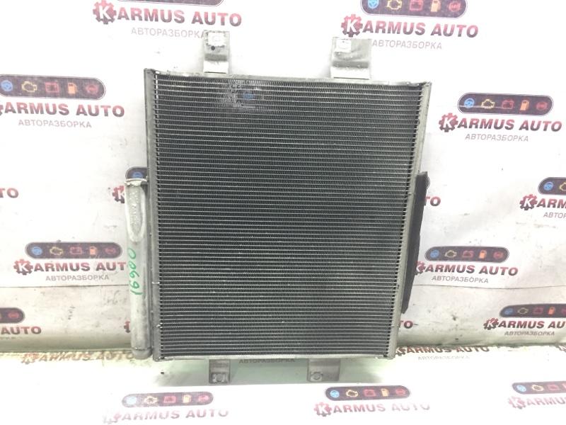 Радиатор кондиционера Toyota Bb QNC20 3SZVE