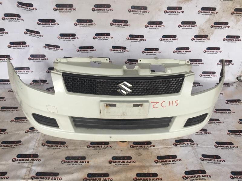 Бампер Suzuki Kei ZC11S M13A передний