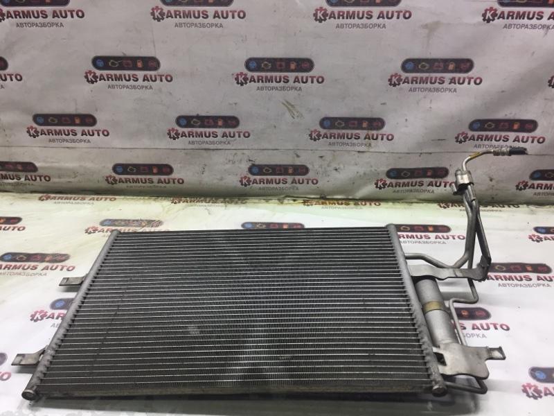 Радиатор кондиционера Mazda Axela BK3P