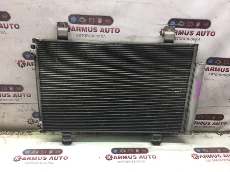 Радиатор кондиционера Suzuki Kei ZC11S M13A