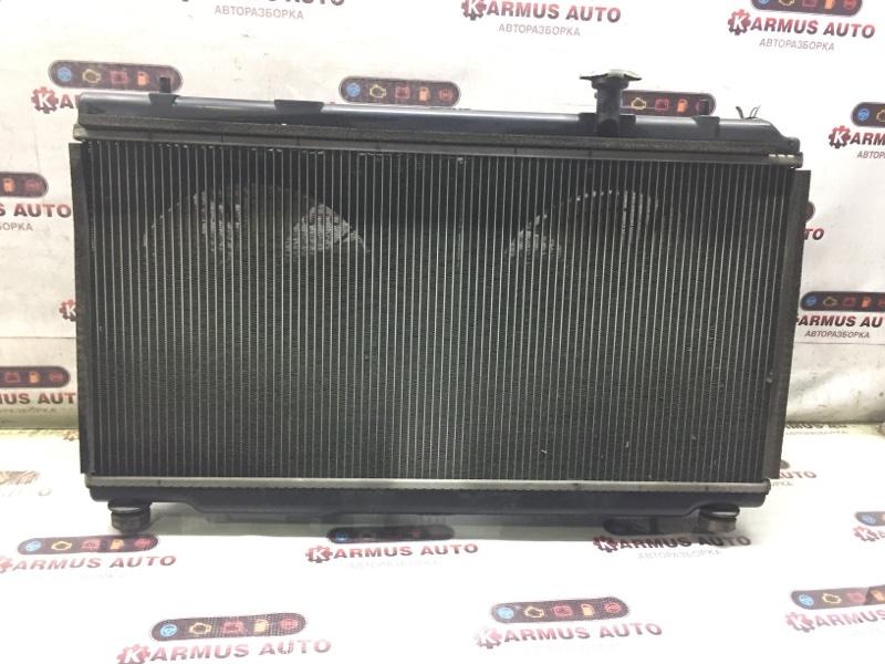 Радиатор основной Honda Airwave GJ1 L15A