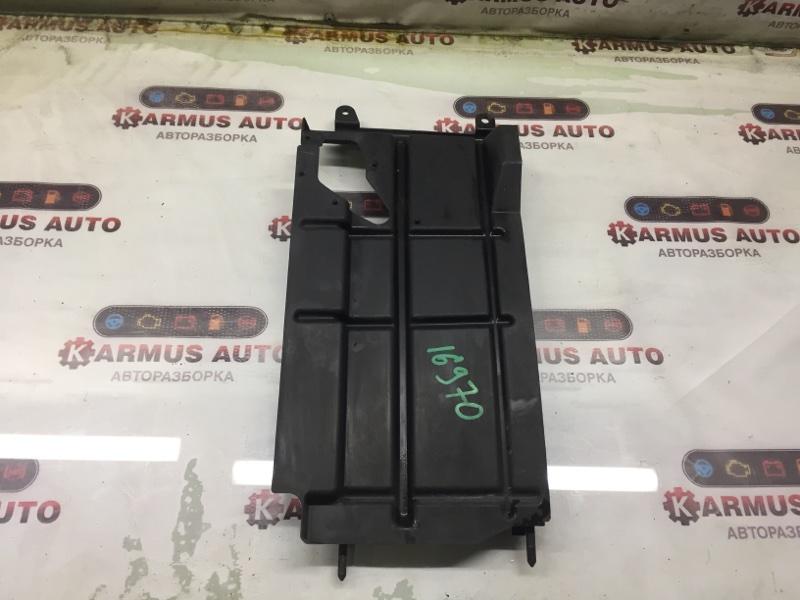 Защита радиатора Toyota Echo SCP10 1SZFE